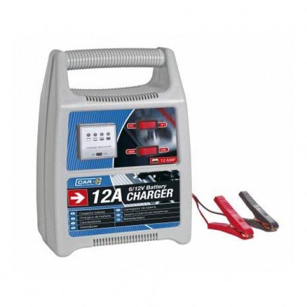 Cómo usar un cargador de batería 2